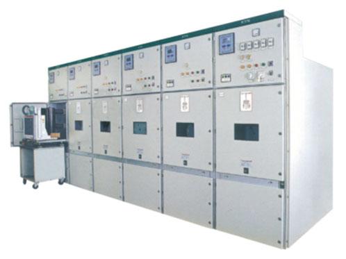 KYN28系列户内金属铠装移开式开关设备